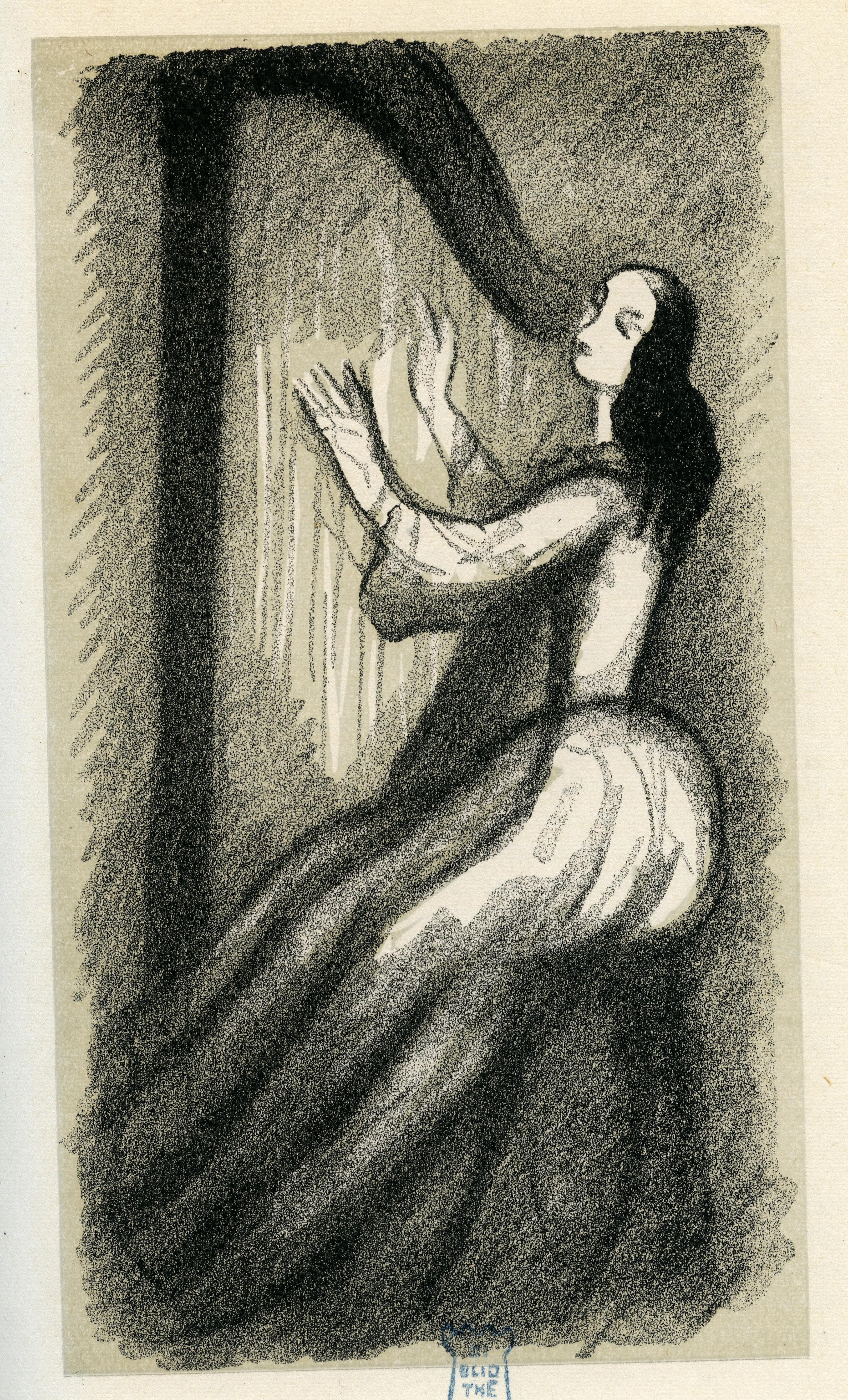 Jane la Pale (Wann-Chlore), 1947, illustration de Picart le Doux